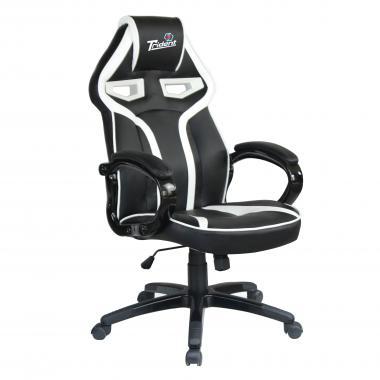 Кресло Trident GK-0303 White and Black