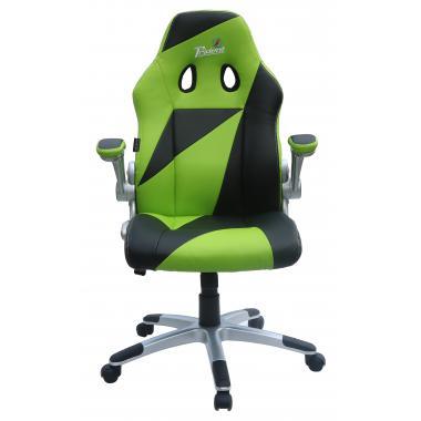 Кресло Trident GK-0505 Green and Black