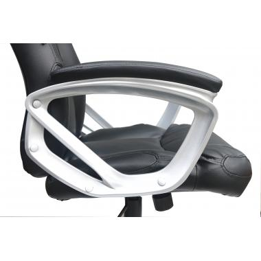 Кресло Trident GK-0707 Black and Black